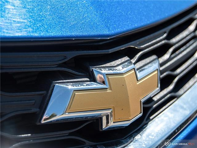 2018 Chevrolet Cruze LT Auto (Stk: D1309) in Regina - Image 9 of 28