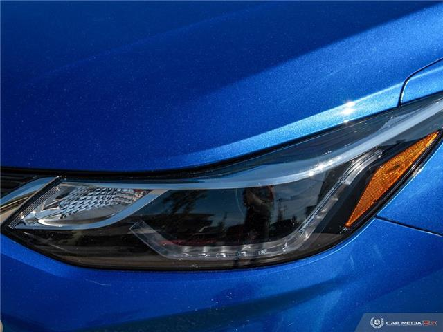 2018 Chevrolet Cruze LT Auto (Stk: D1309) in Regina - Image 10 of 28