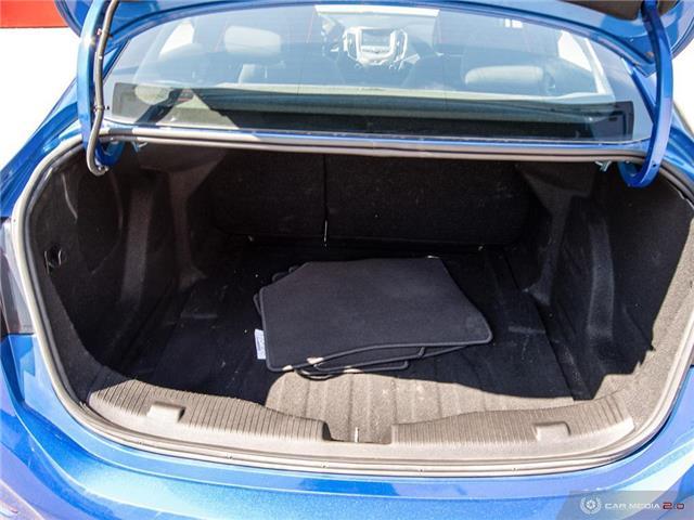 2018 Chevrolet Cruze LT Auto (Stk: D1309) in Regina - Image 11 of 28