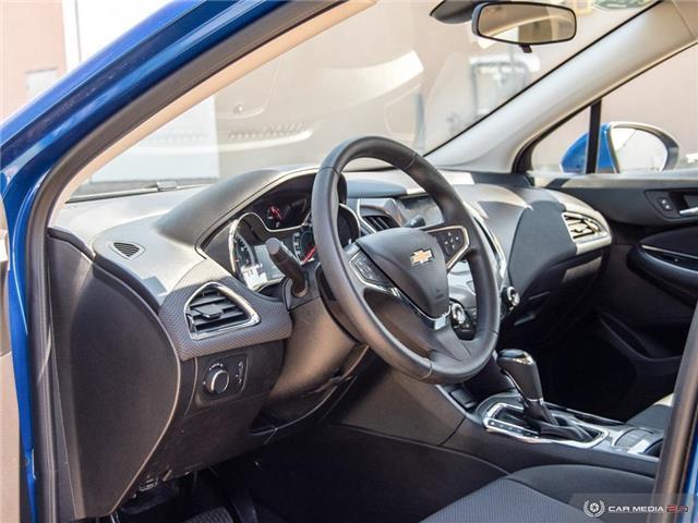 2018 Chevrolet Cruze LT Auto (Stk: D1309) in Regina - Image 13 of 28
