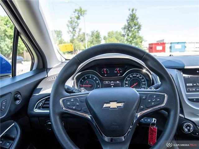 2018 Chevrolet Cruze LT Auto (Stk: D1309) in Regina - Image 14 of 28