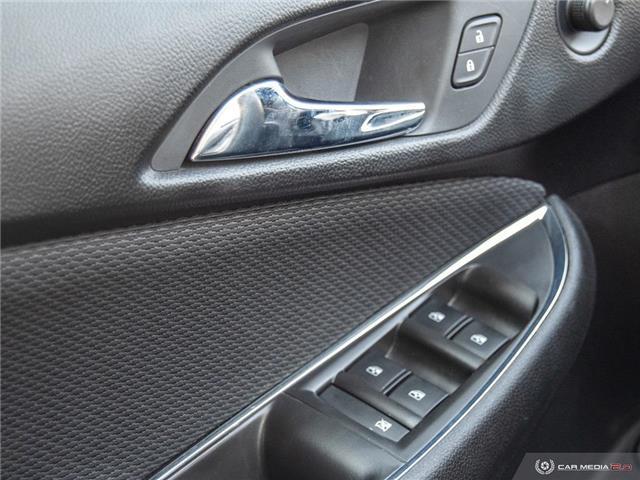 2018 Chevrolet Cruze LT Auto (Stk: D1309) in Regina - Image 17 of 28