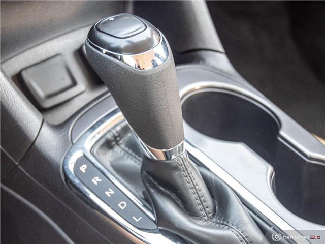 2018 Chevrolet Cruze LT Auto (Stk: D1309) in Regina - Image 20 of 28