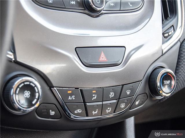 2018 Chevrolet Cruze LT Auto (Stk: D1309) in Regina - Image 21 of 28