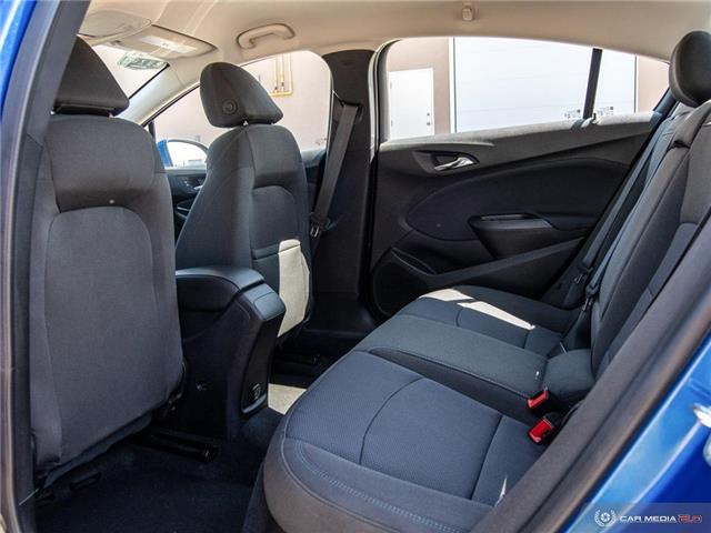 2018 Chevrolet Cruze LT Auto (Stk: D1309) in Regina - Image 25 of 28