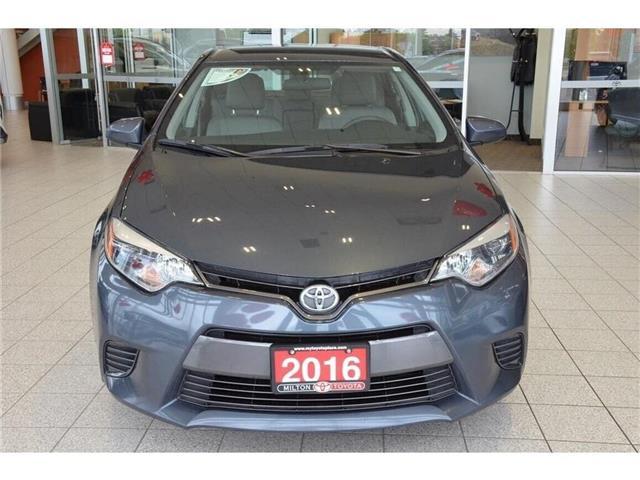 2016 Toyota Corolla  (Stk: 634733) in Milton - Image 2 of 50