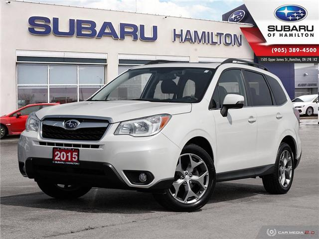 2015 Subaru Forester 2.5i Limited Package (Stk: S7734A) in Hamilton - Image 1 of 27