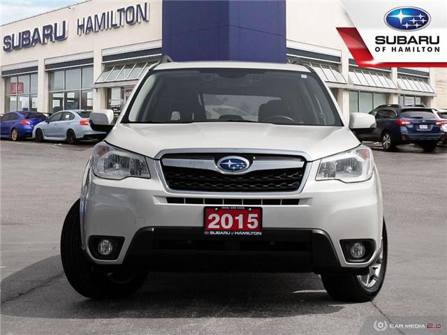 2015 Subaru Forester 2.5i Limited Package (Stk: S7734A) in Hamilton - Image 2 of 27
