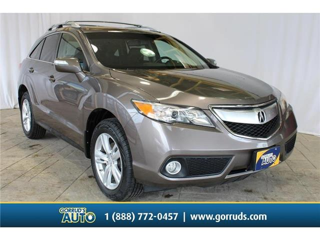 2013 Acura RDX Base (Stk: 805677) in Milton - Image 1 of 46