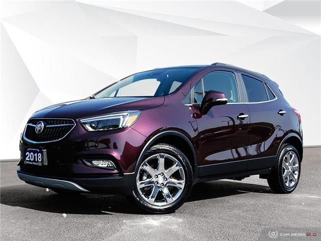 2018 Buick Encore Premium (Stk: PR9784) in Windsor - Image 1 of 28