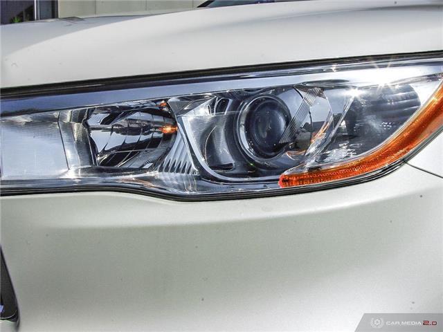 2015 Toyota Highlander  (Stk: PR3821) in Windsor - Image 10 of 27