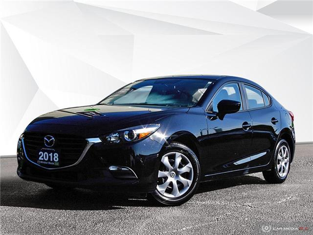2018 Mazda Mazda3 GX (Stk: PR5861) in Windsor - Image 1 of 27