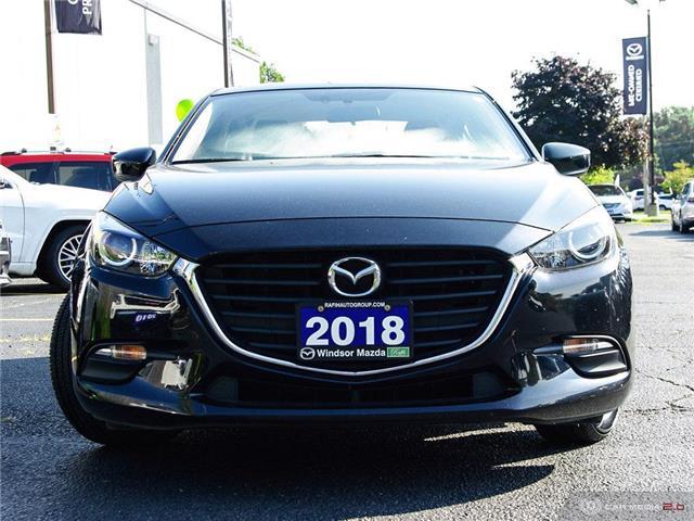 2018 Mazda Mazda3 GX (Stk: PR5861) in Windsor - Image 2 of 27