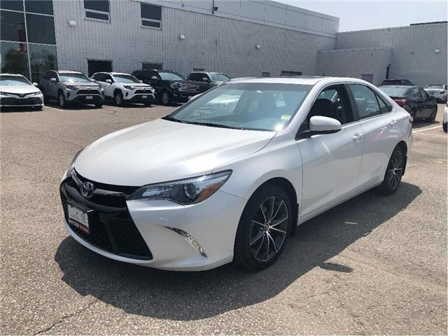 2015 Toyota Camry XSE (Stk: u2705) in Vaughan - Image 1 of 19