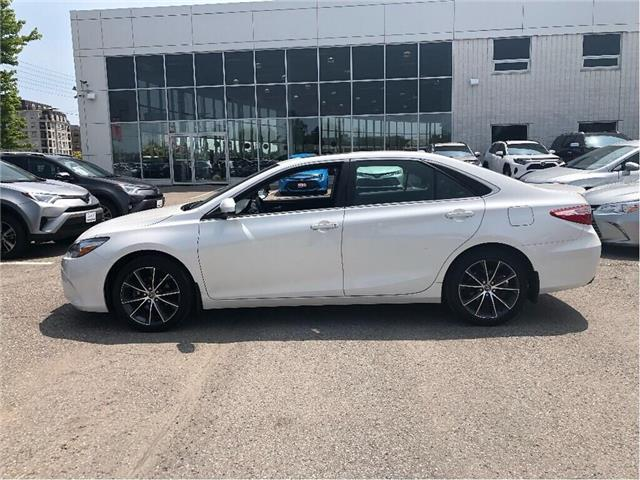 2015 Toyota Camry XSE (Stk: u2705) in Vaughan - Image 2 of 19