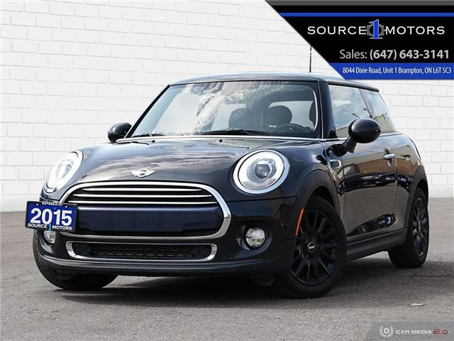 2015 MINI 3 Door Cooper (Stk: 973829) in Brampton - Image 1 of 27
