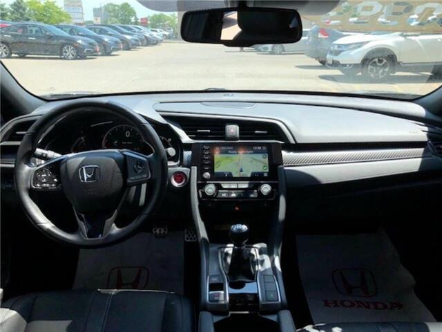 2019 Honda Civic Sport Touring (Stk: K1201) in Georgetown - Image 3 of 11