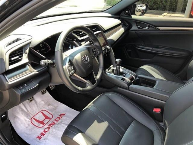 2019 Honda Civic Sport Touring (Stk: K1201) in Georgetown - Image 4 of 11
