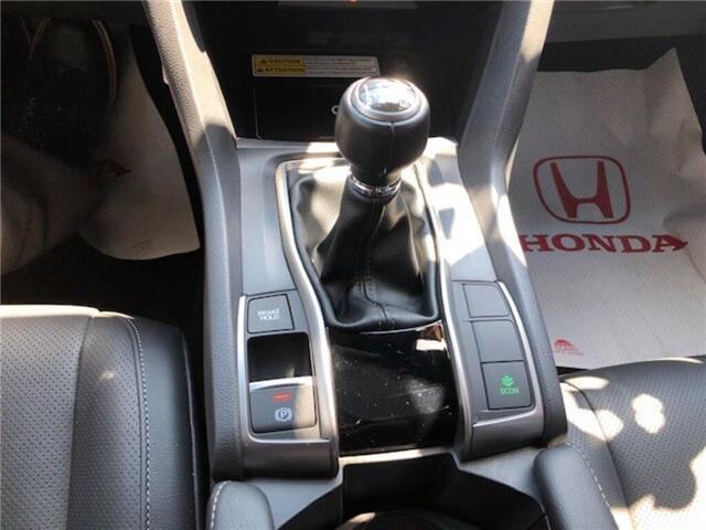 2019 Honda Civic Sport Touring (Stk: K1201) in Georgetown - Image 6 of 11