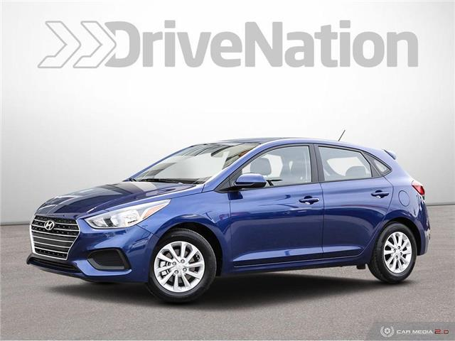 2019 Hyundai Accent Preferred (Stk: NE207) in Calgary - Image 1 of 27