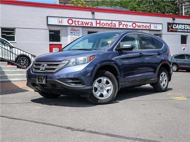 2014 Honda CR-V LX (Stk: H7803-0) in Ottawa - Image 1 of 27