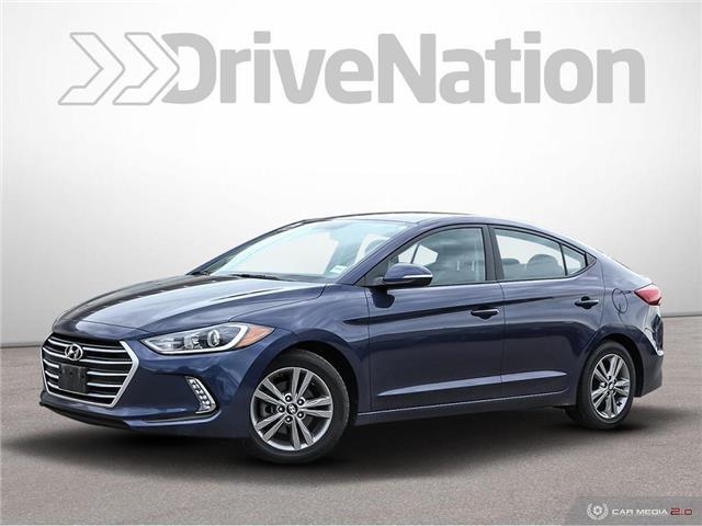 2018 Hyundai Elantra GL KMHD84LF1JU444642 NE204 in Calgary