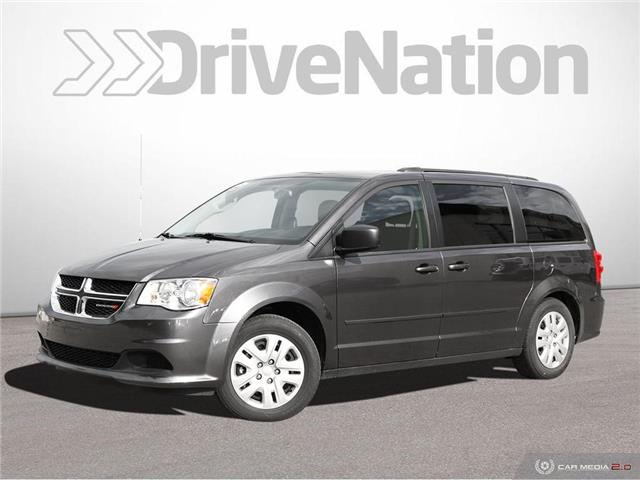 2017 Dodge Grand Caravan CVP/SXT (Stk: NE205) in Calgary - Image 1 of 27