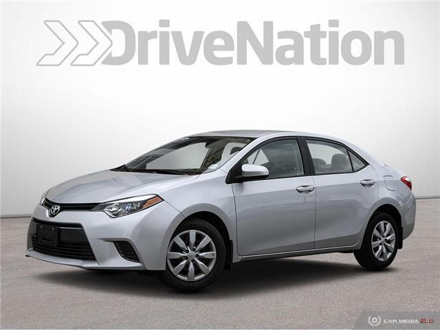 2016 Toyota Corolla S 2T1BURHE7GC676396 NE202 in Calgary