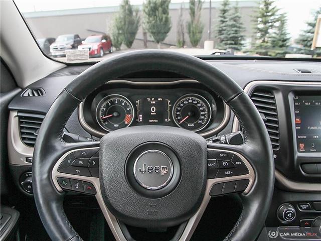 2014 Jeep Cherokee North (Stk: NE211) in Calgary - Image 14 of 27