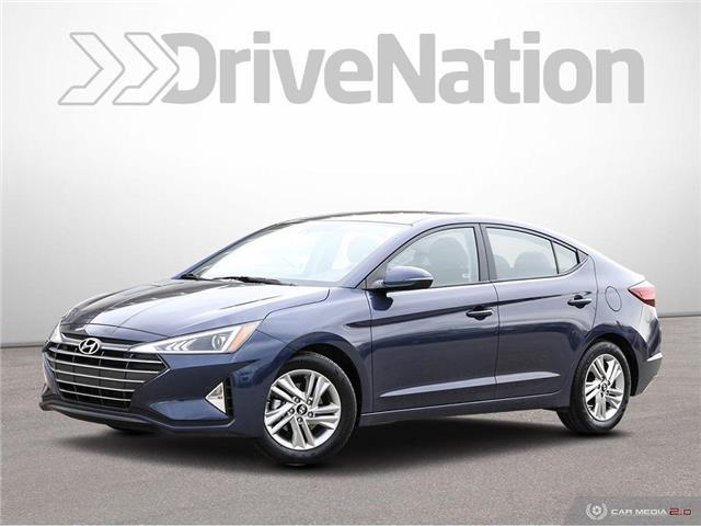 2019 Hyundai Elantra Preferred (Stk: NE226) in Calgary - Image 1 of 27