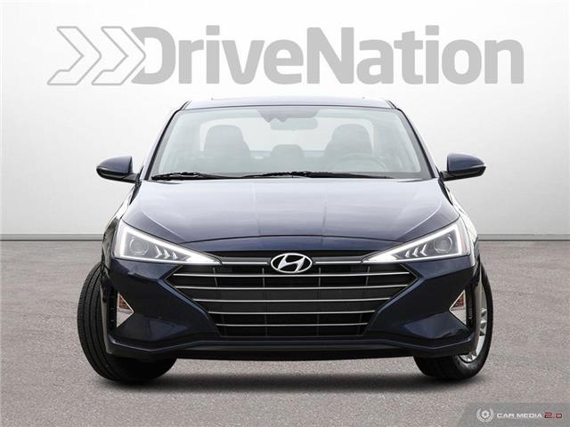2019 Hyundai Elantra Preferred (Stk: NE226) in Calgary - Image 2 of 27