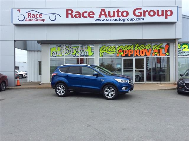 2017 Ford Escape Titanium (Stk: 16811) in Dartmouth - Image 1 of 24