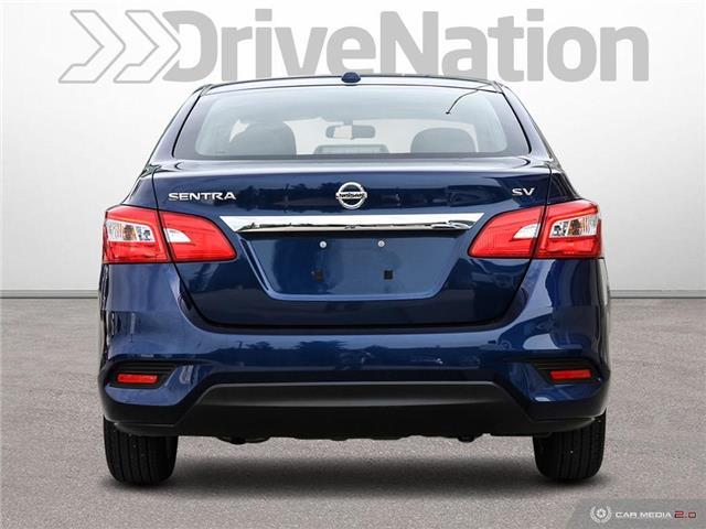2019 Nissan Sentra 1.8 SV (Stk: NE225) in Calgary - Image 5 of 27