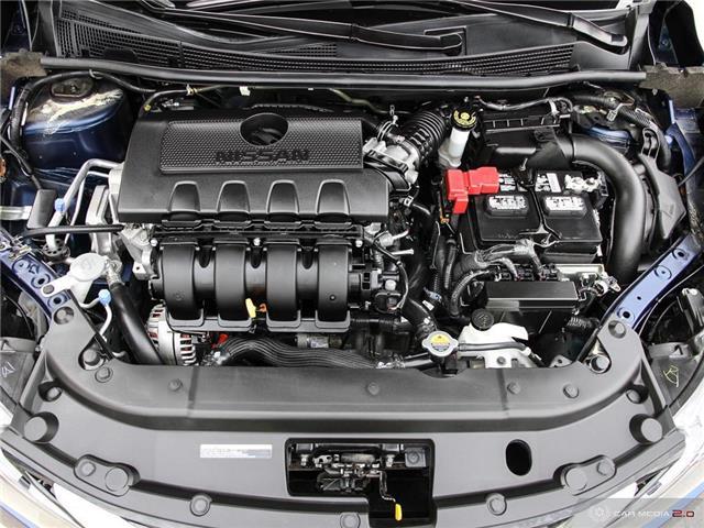 2019 Nissan Sentra 1.8 SV (Stk: NE225) in Calgary - Image 8 of 27