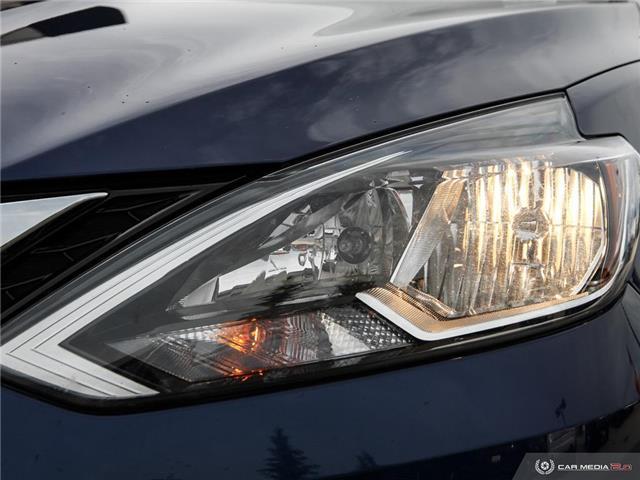 2019 Nissan Sentra 1.8 SV (Stk: NE225) in Calgary - Image 10 of 27