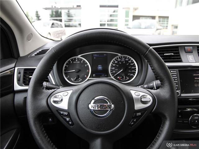 2019 Nissan Sentra 1.8 SV (Stk: NE225) in Calgary - Image 14 of 27