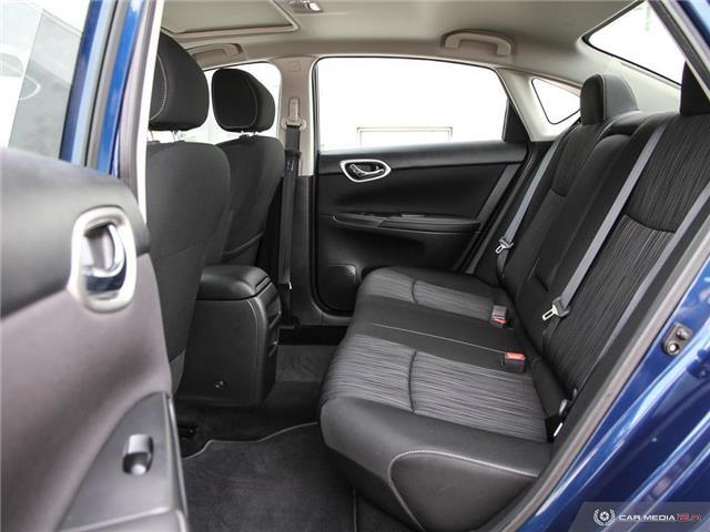 2019 Nissan Sentra 1.8 SV (Stk: NE225) in Calgary - Image 24 of 27