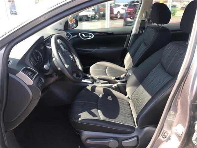2018 Nissan Sentra 1.8 SV (Stk: N1438) in Hamilton - Image 8 of 12