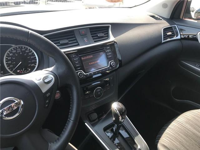 2018 Nissan Sentra 1.8 SV (Stk: N1438) in Hamilton - Image 10 of 12
