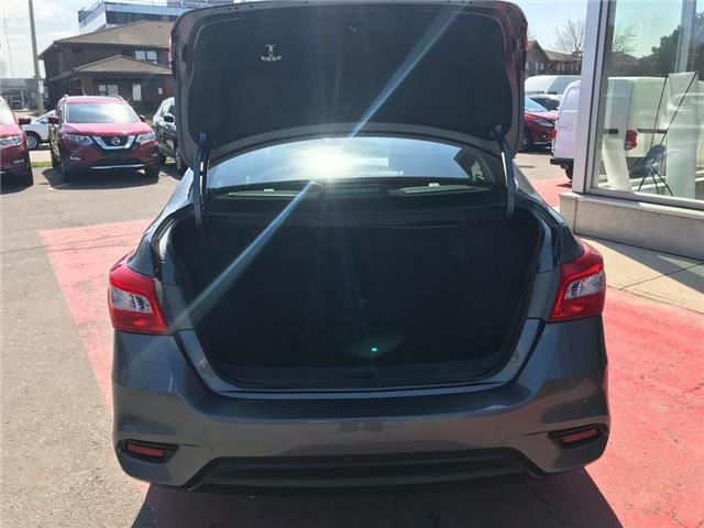 2018 Nissan Sentra 1.8 SV (Stk: N1438) in Hamilton - Image 12 of 12