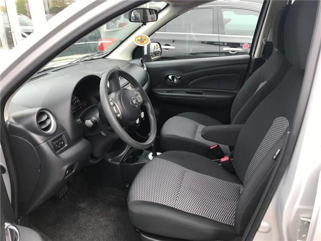 2015 Nissan Micra SV (Stk: N1465) in Hamilton - Image 8 of 12