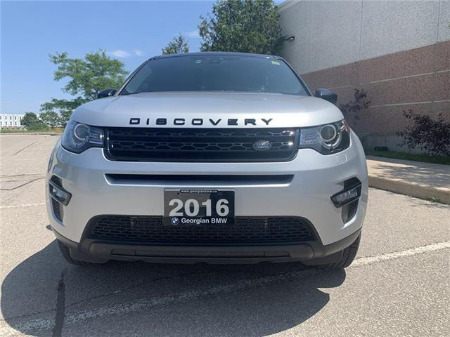 2016 Land Rover Discovery Sport SE (Stk: P1518-1) in Barrie - Image 8 of 20