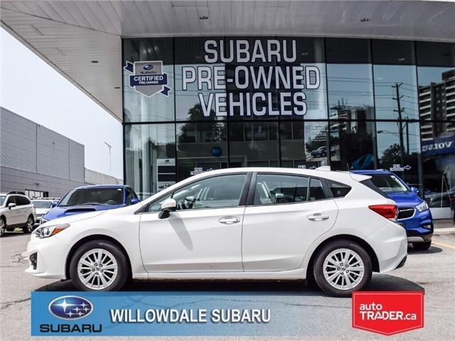2017 Subaru Impreza Touring | REAR VIEW CAM | BLUETOOTH (Stk: P2841) in Toronto - Image 2 of 25
