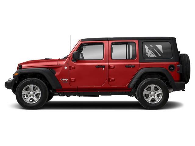 2019 Jeep Wrangler Unlimited Sahara (Stk: K164) in Renfrew - Image 2 of 9
