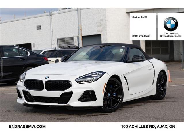 2020 BMW Z4 M40i (Stk: 41078) in Ajax - Image 1 of 22