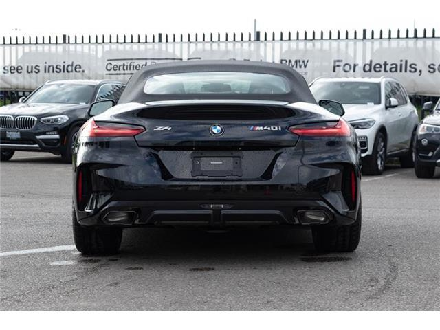 2020 BMW Z4 M40i (Stk: 41083) in Ajax - Image 5 of 22