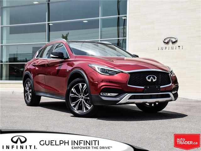 2018 Infiniti QX30  (Stk: I6660) in Guelph - Image 1 of 24