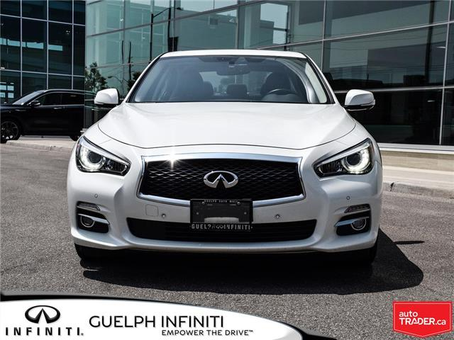 2017 Infiniti Q50  (Stk: I6858A) in Guelph - Image 2 of 27
