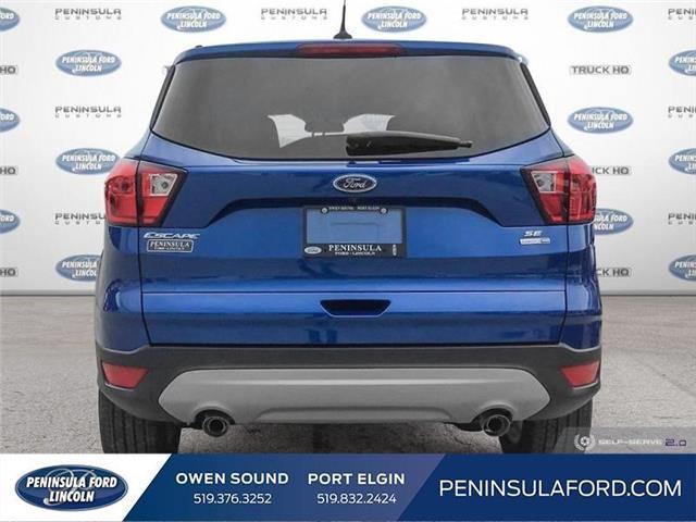 2019 Ford Escape SE (Stk: 19ES83) in Owen Sound - Image 5 of 24