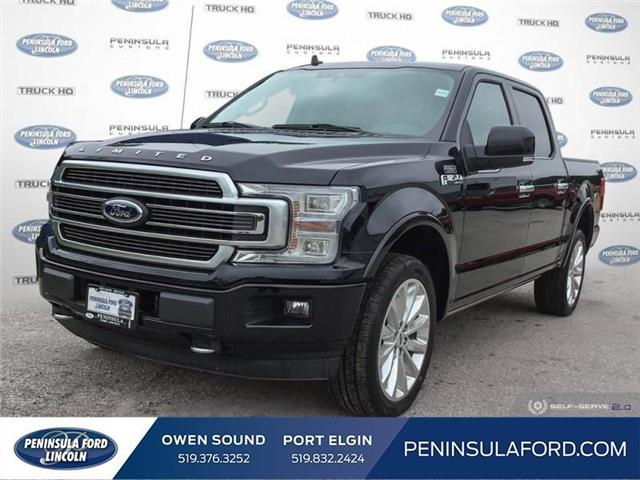 2019 Ford F-150 Limited (Stk: 19FE213) in Owen Sound - Image 1 of 24